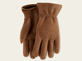 Nutmeg Buckskin Leather Unlined Glove product photo