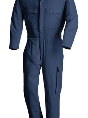 Saf-tech Flame-resistant workwear coverall