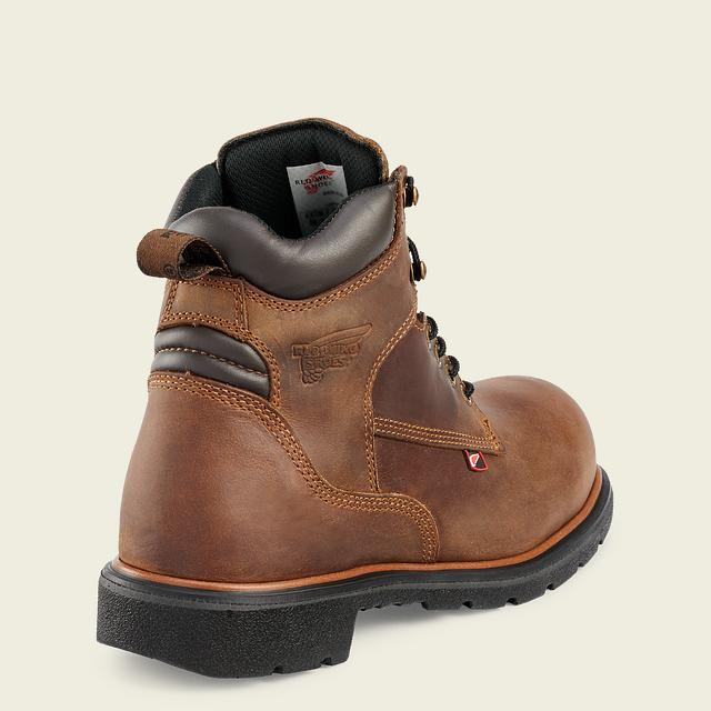 467e3d62bcc Men's 2212 Electrical Hazard Steel Toe DynaForce<sup>®</sup> 6-inch ...