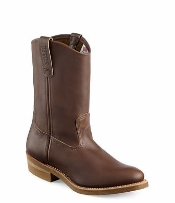 1155 - Mens 11-inch Pull-On Boot