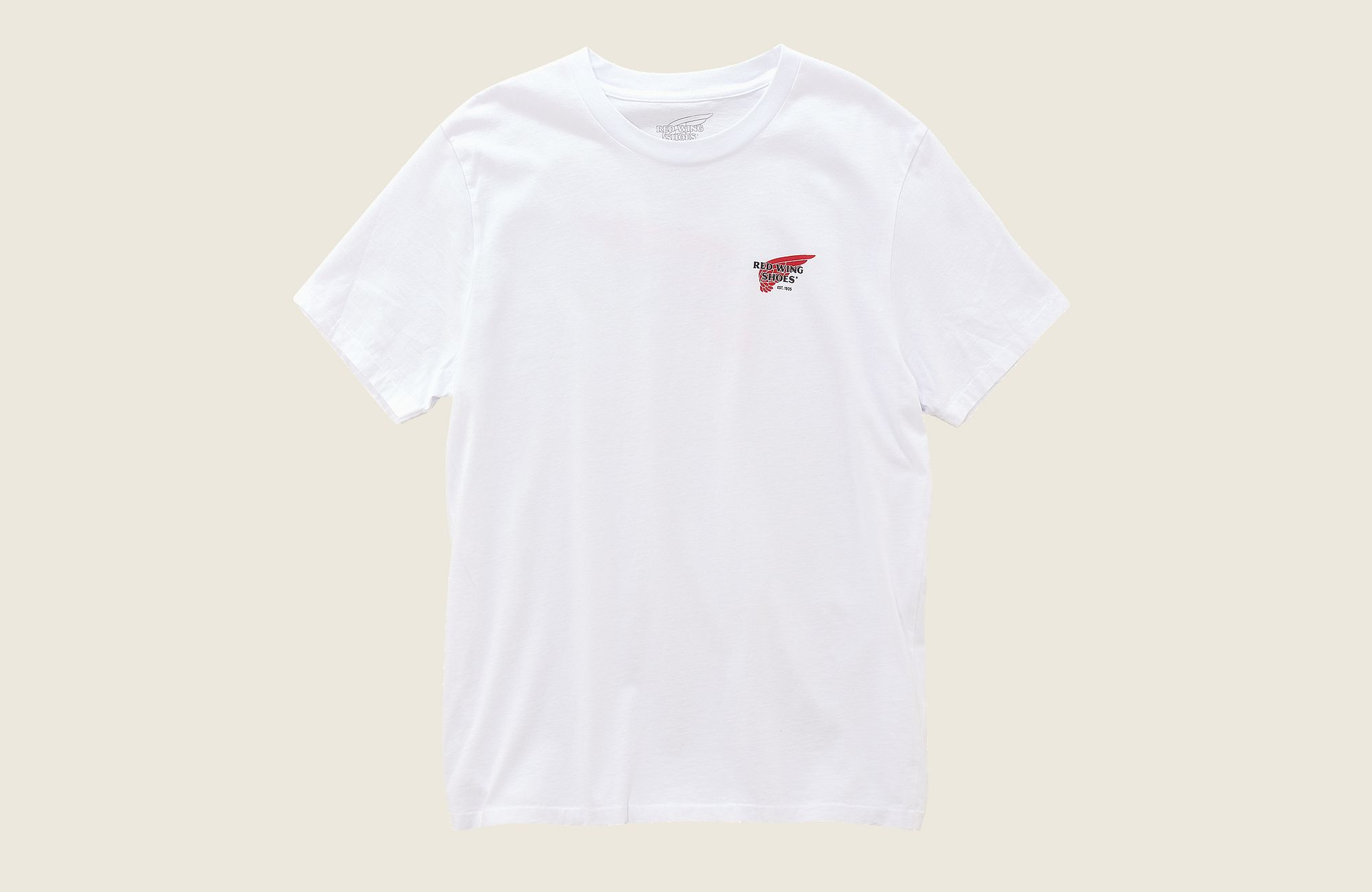 T-Shirt with Logo image number 0