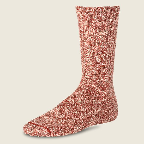Cotton Ragg Sock