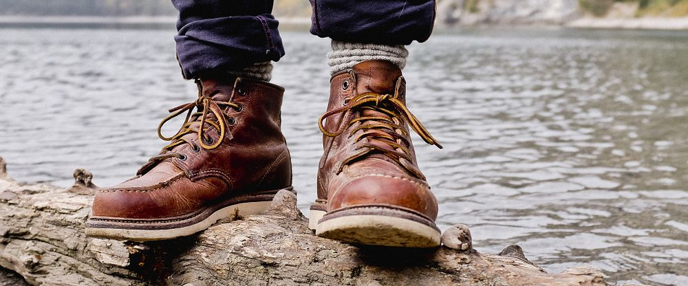 Mens Classic Moc Storm Welted Gallery Image 2