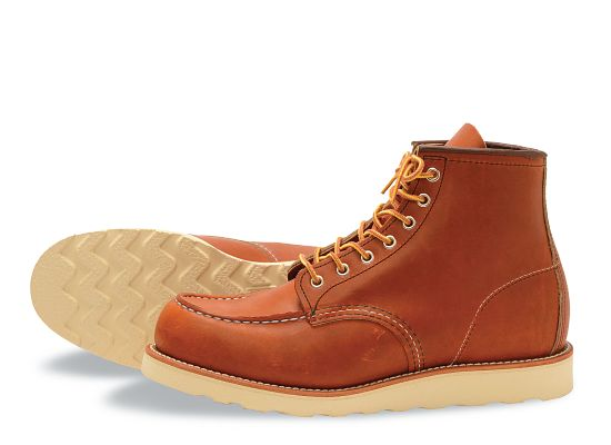 Mens 875 Classic Moc 6 Boot Red Wing Heritage