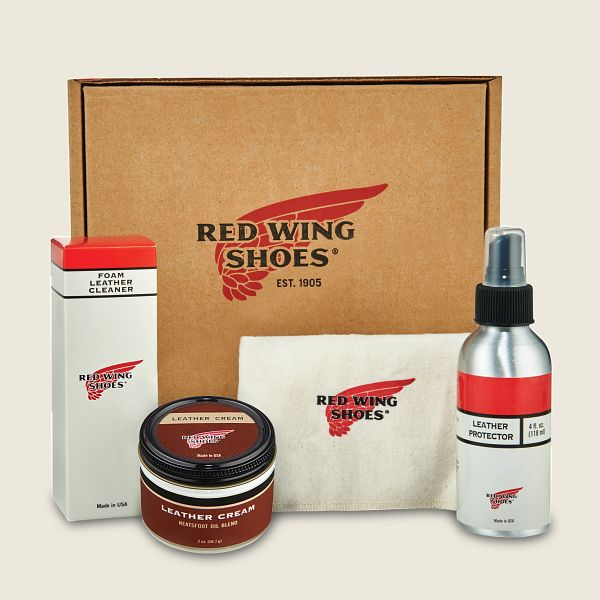 Smooth-Finished Leather Product Care Kit Product image - view 1