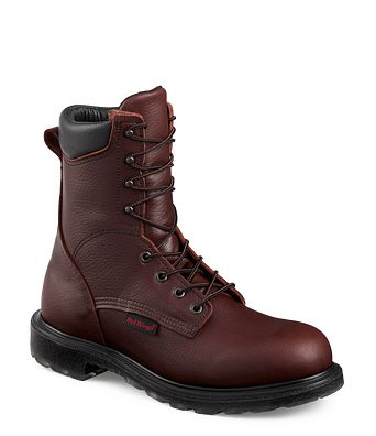 Employee Safety Boots \u0026 Shoes   Red