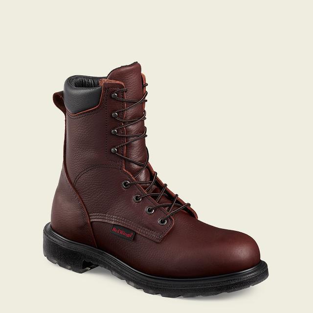 Men S 608 Electrical Hazard Supersole 174 2 0 8 Inch Boot