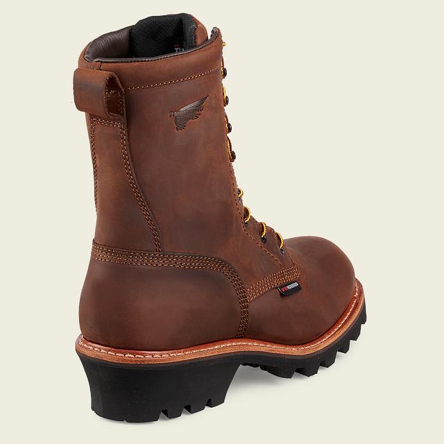 607c9360040 Men's 4417 Electrical Hazard Insulated Waterproof Steel Toe ...