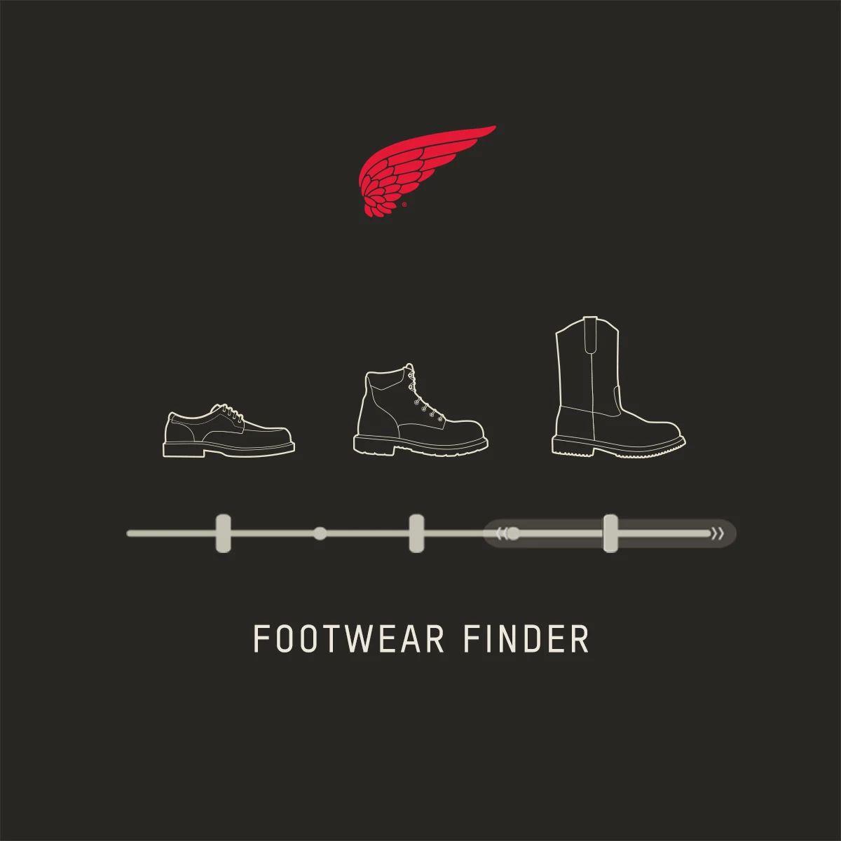 Footwear Finder