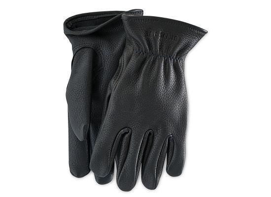 Lined Buckskin Leather Glove product photo