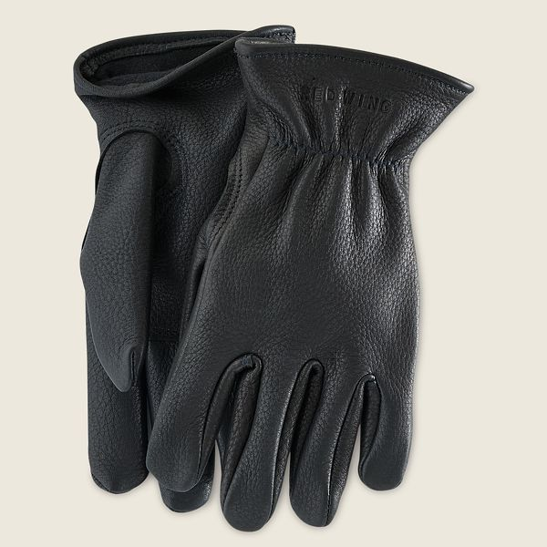 Lined Buckskin Leather Glove Product image