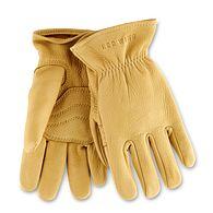 Unlined Buckskin Leather Gloveimage number 0