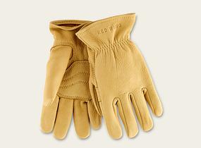 Unlined Buckskin Leather Glove product photo