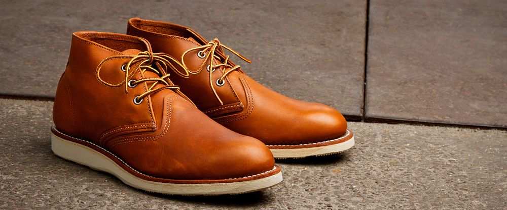 Mens Work Chukka Gallery Image 2