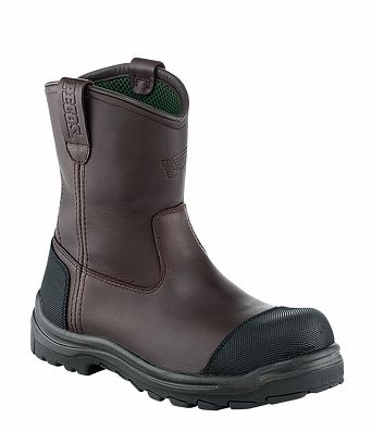 3278 - Mens 9-inch Pull-On Boot