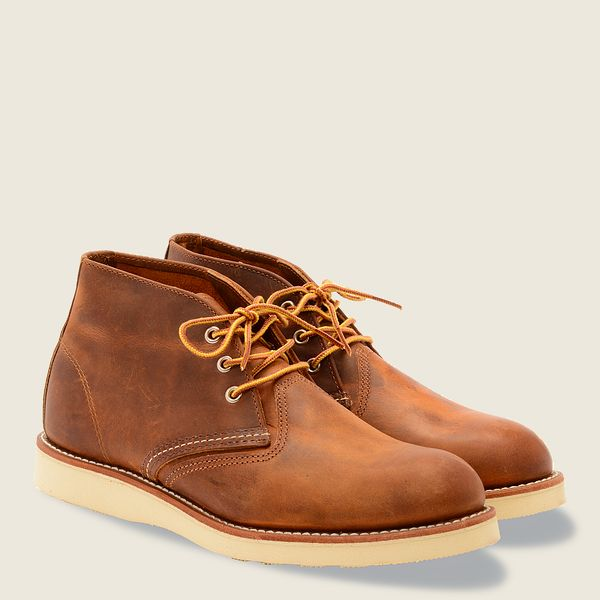 Work Chukka Product image - view 2