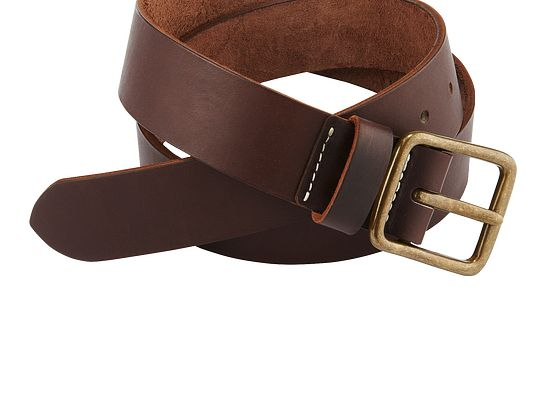 Amber Pioneer Leather Belt 96502 Red Wing Heritage Europe