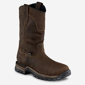 6bab6fdb080 Men's Ashby 9-inch Leather Pull-On Safety Toe Boot 83908 | Irish Setter