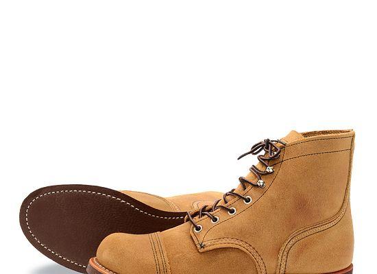 Wing Europe Men's Heritage 6 8113 Red Iron Ranger Boot wqqx8YAz