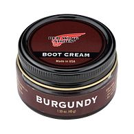 Burgundy Boot Cream