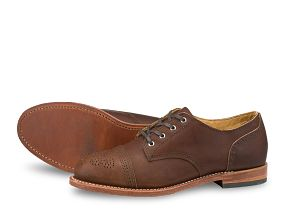 Womens Leather Oxfords Made In America Red Wing Heritage