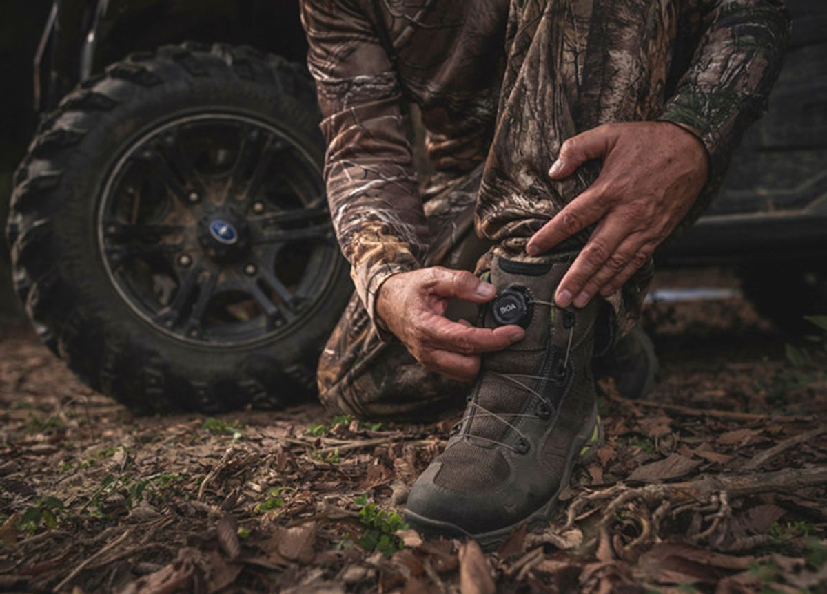 ALL-TERRAIN VEHICLES FOR YOUR FEET