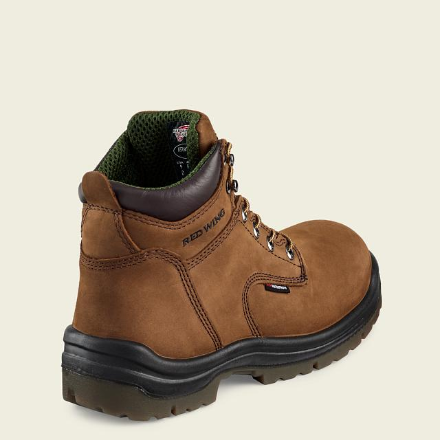 400552711bc Men's 435 Electrical Hazard Waterproof King Toe<sup>®</sup> 6-inch ...