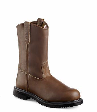 2231 - Mens 11-inch Pull-On Boot