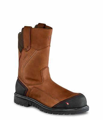 2253 - Mens 11-inch Pull-On Boot
