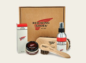 Smooth-Finished Leather Product Care Kit product photo