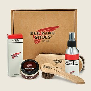 Smooth-Finished Leather Product Care Kit