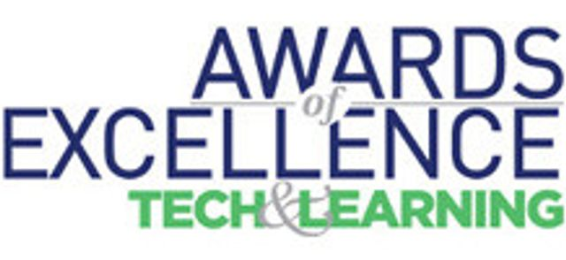 Tech Learning Awards of Excellence