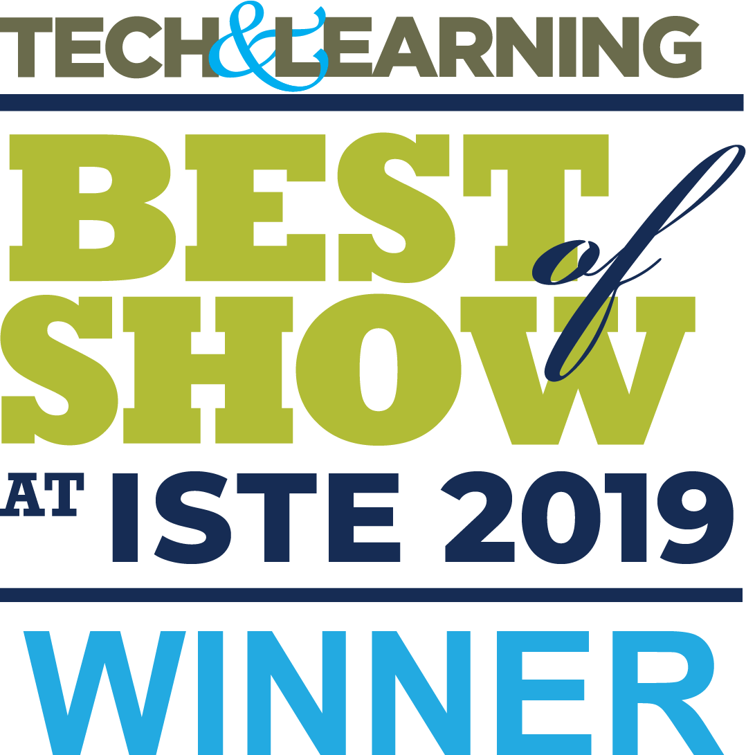 2019 ISTE Best of show