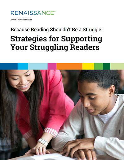 Struggling Readers Guide