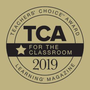 TCA Classroom 2019 award