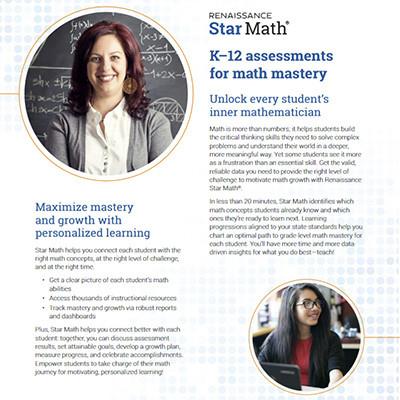Download Star Math Flyer