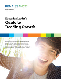 Guide to Reading Growth