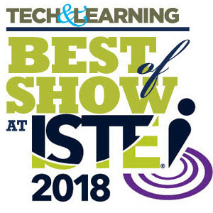 best of show at ISTE 2018