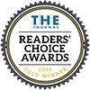 The Journal 2016 Reader's Choice Award Gold Winner