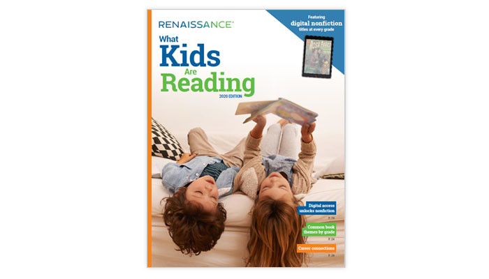 What Kids are Reading