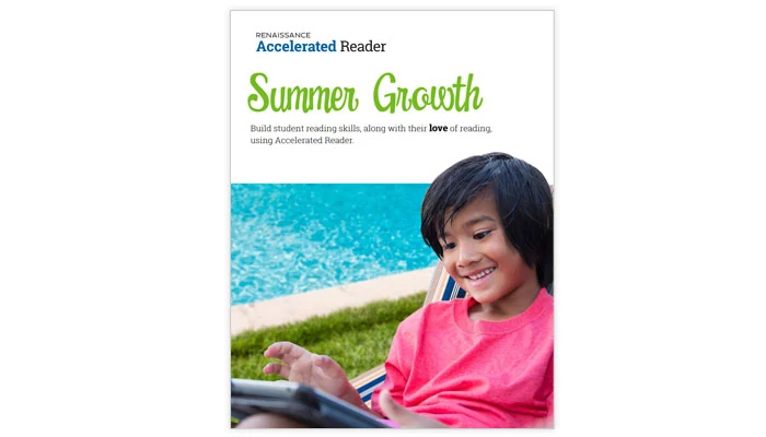 Accelerated Reader Summer Growth Toolkit
