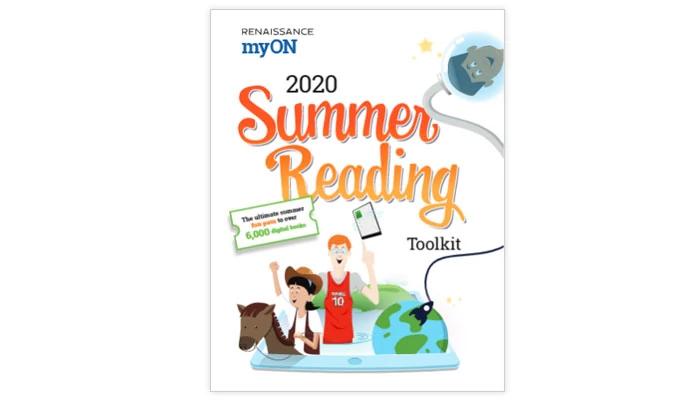 myON Summer Reading Toolkit