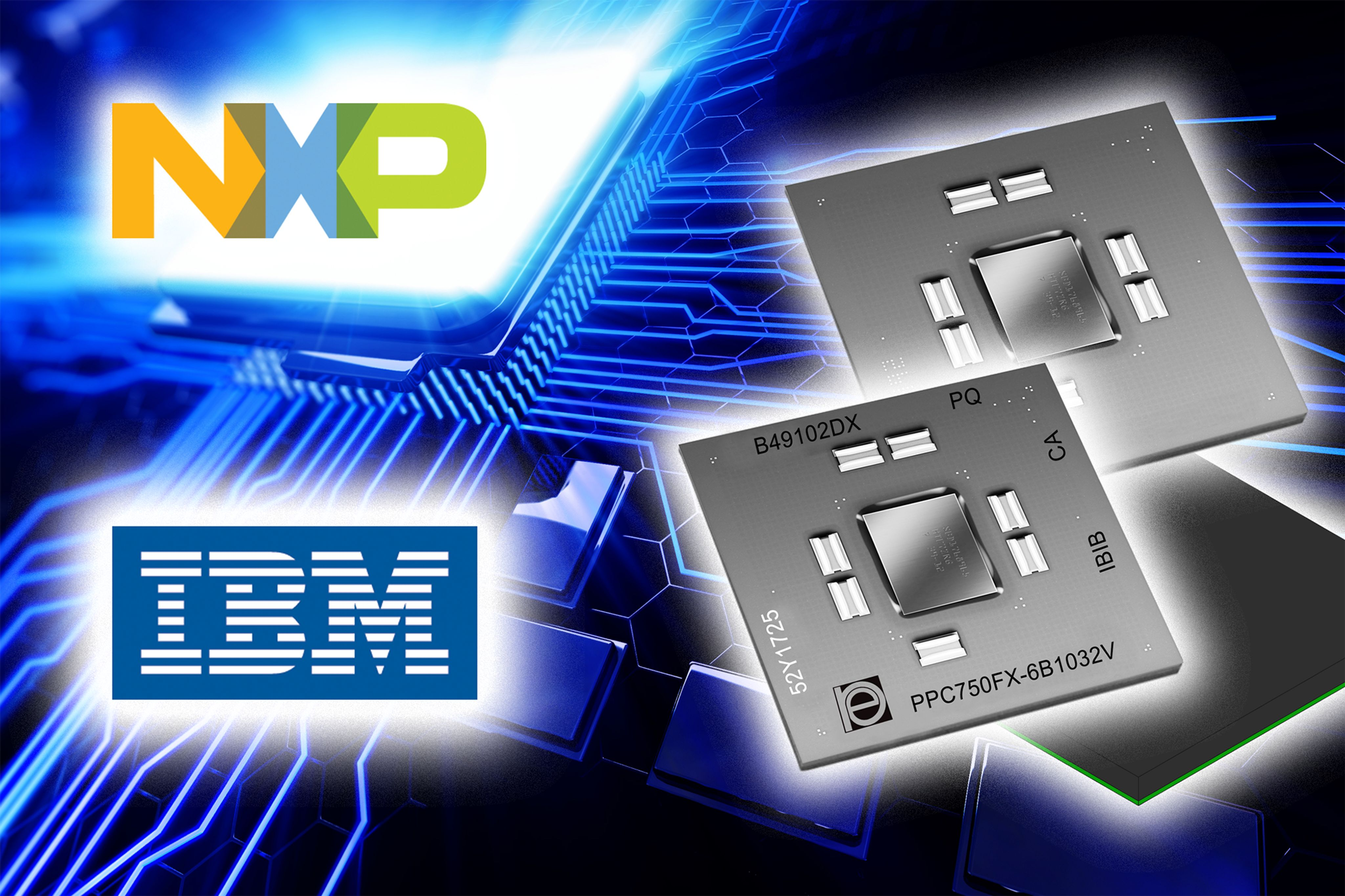 IBM NXP RE PowerPC