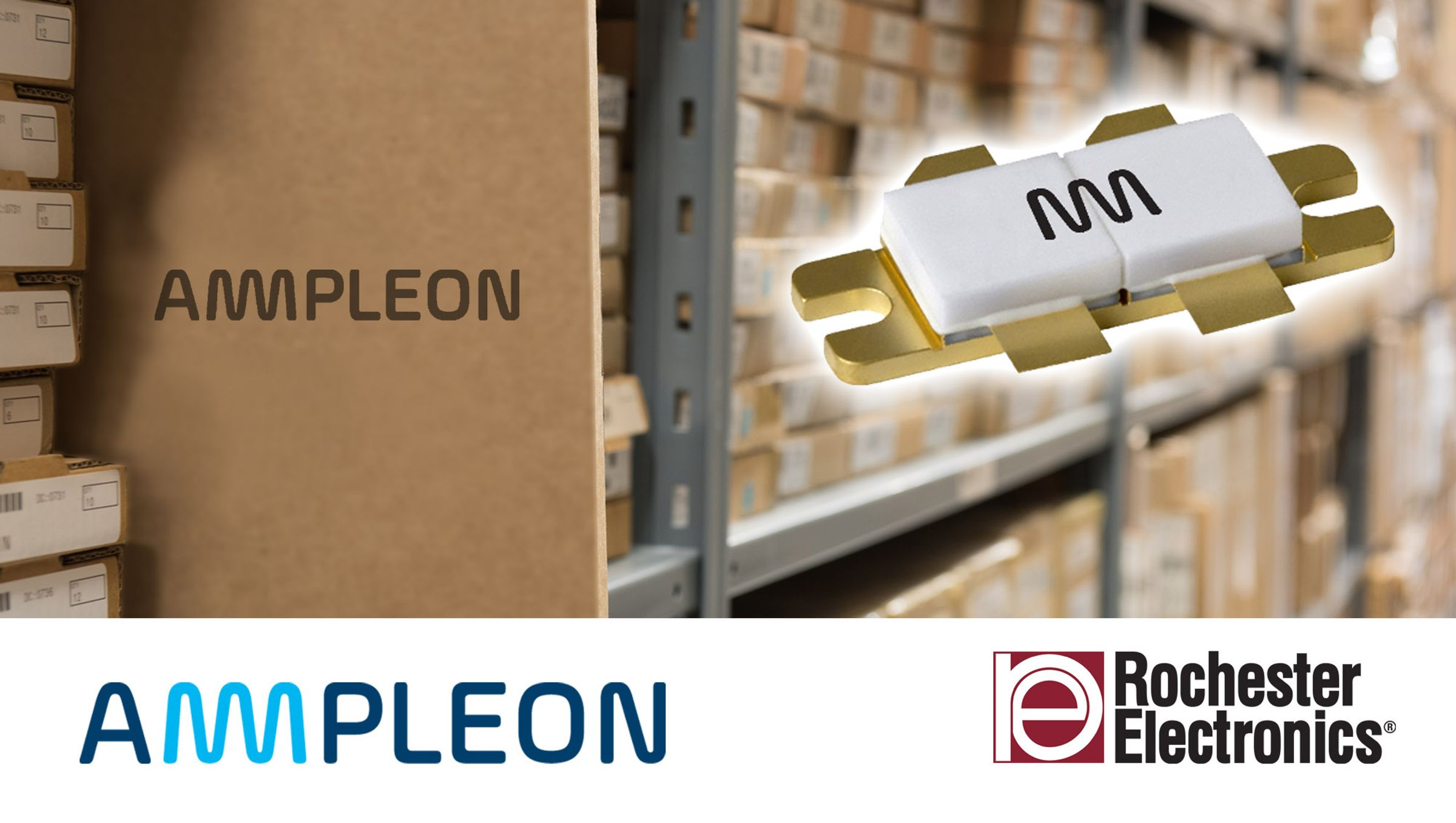 Ampleon VDMOS RF Power Device