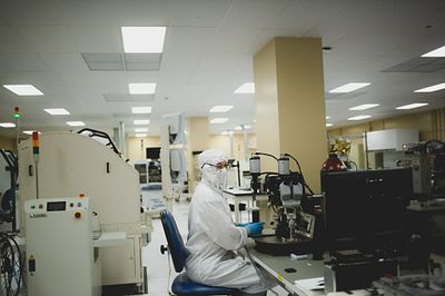 Rochester Electronics' semiconductor manufacturing services and solutions.