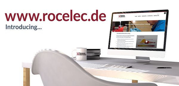 Rochester Electronics Announcement New German Website