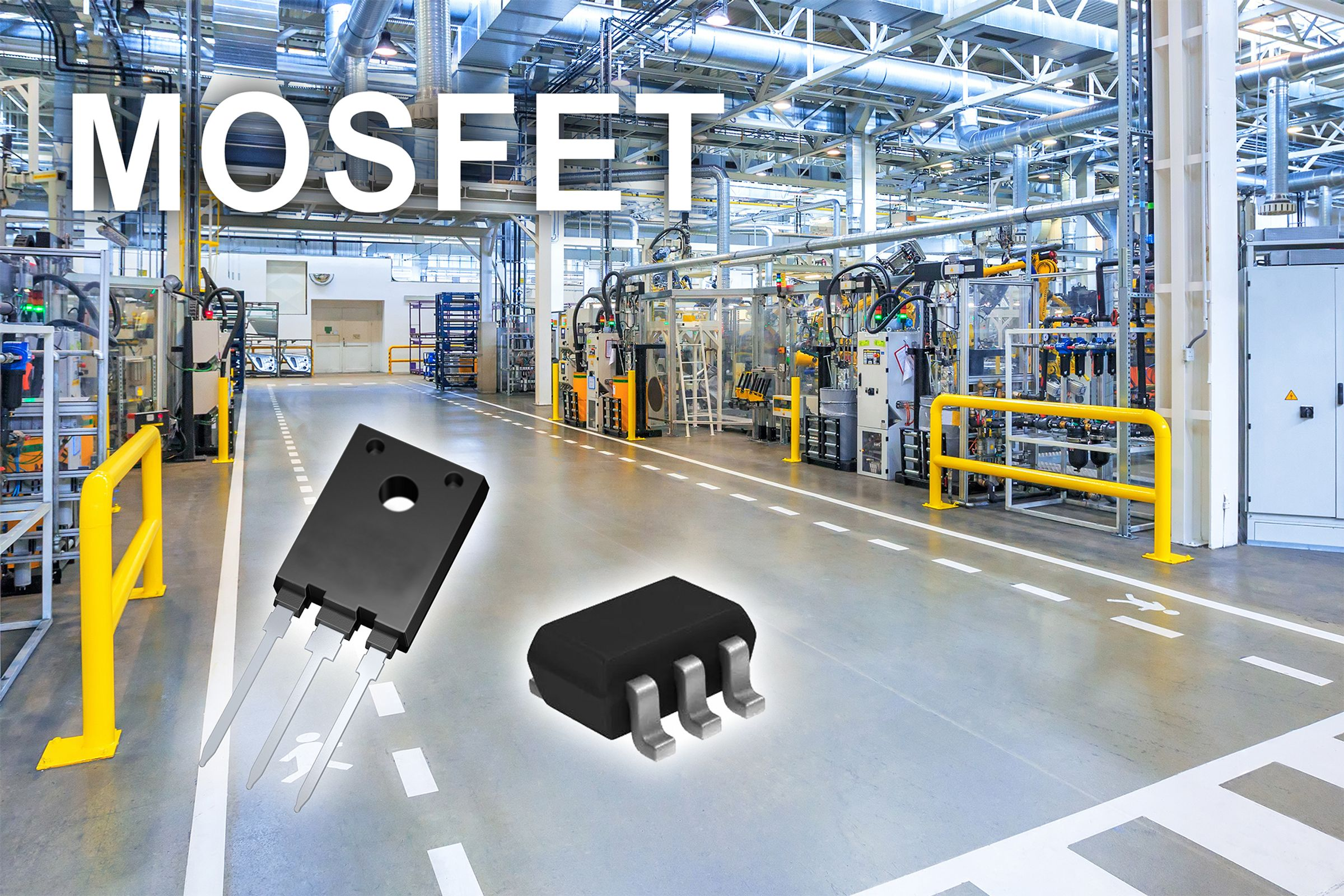 Rochester Electronics has hard to find MOSFETs In Stock