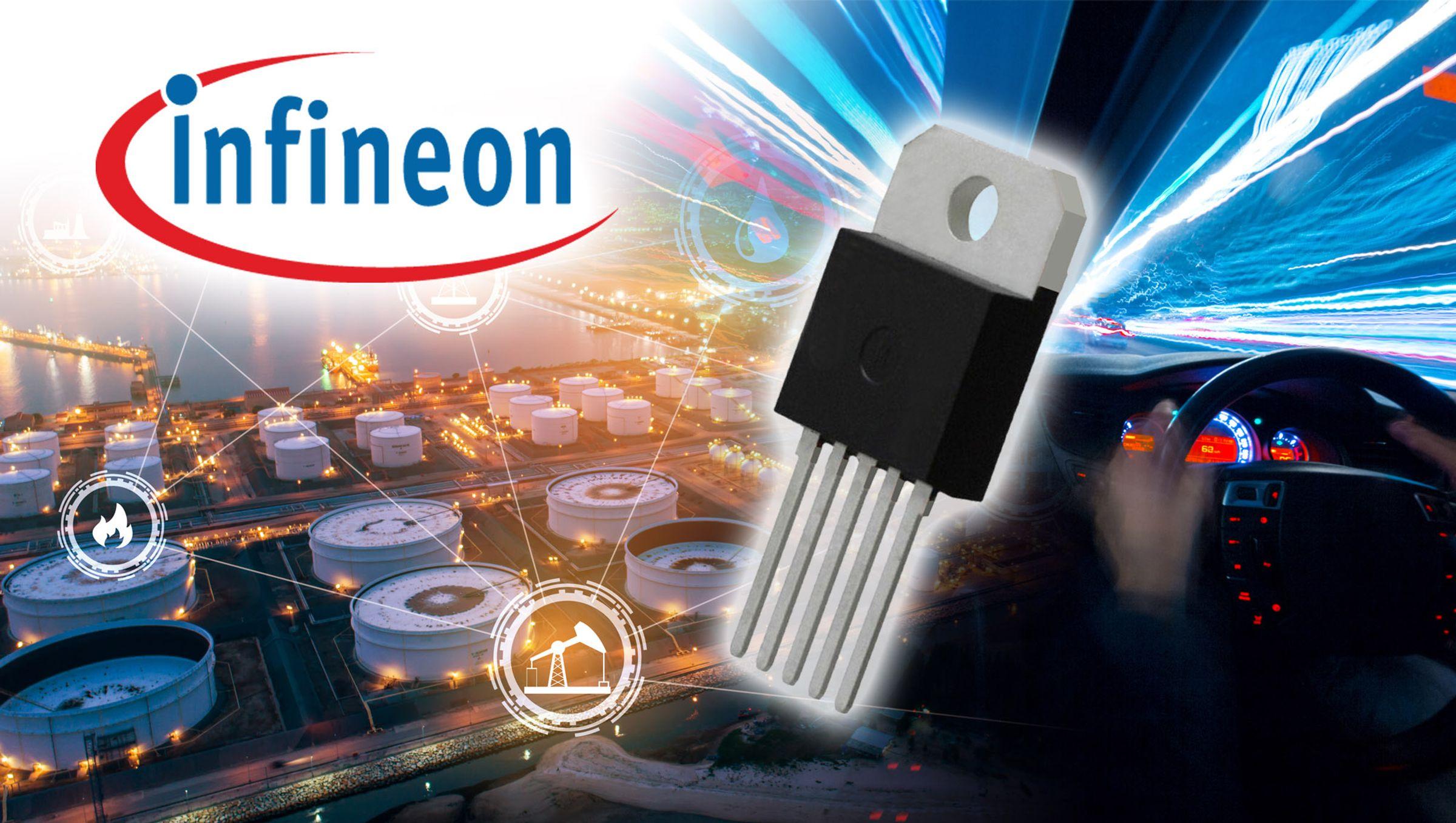 Infineon BTS555