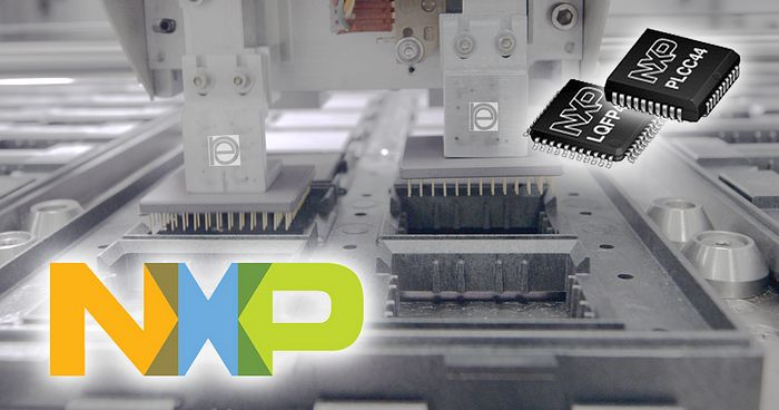 NXP 8 16 bit MCUs at Rochester Electronics
