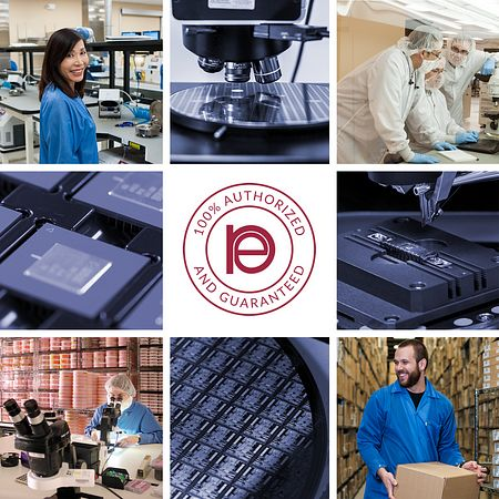 Rochester Electronics Wafer Fab - Licensed Semiconductor Manufacturer